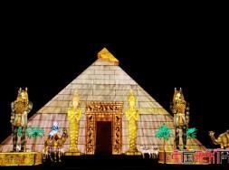 第二十三届自贡国际恐龙灯会指挥部灯组(灯饰、灯品)出售公告