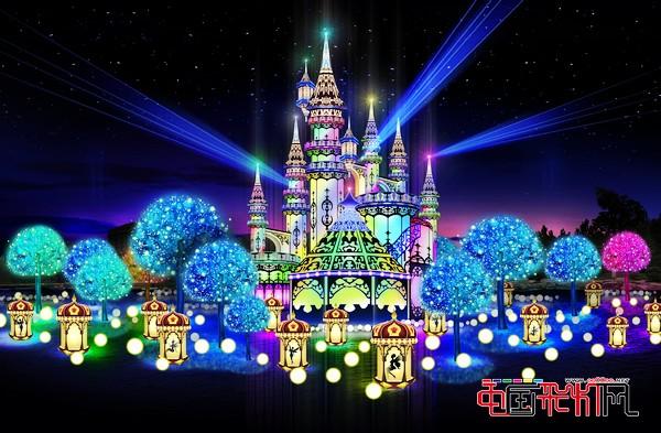 网上观灯-2016长春消夏灯会